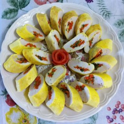 Steamed Fish Cakes (Ohwa Tchim)