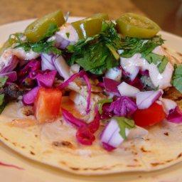 Steve's Fish Tacos