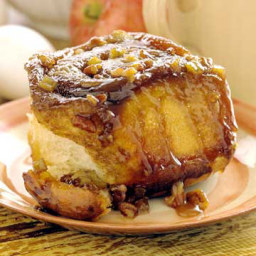 Sticky Apple-Cinnamon Rolls