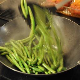 Stir Fried Green Beans