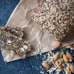 Stone Age Bread (Paleo Bread)