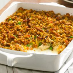 Stove Top Easy Chicken Bake
