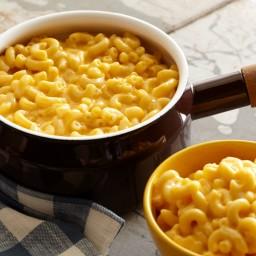 Stove Top Mac-n-Cheese