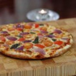 Stove Top Pizza