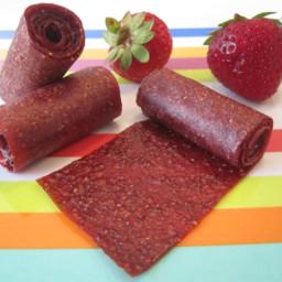 Strawberr-Wee Fruit Leather