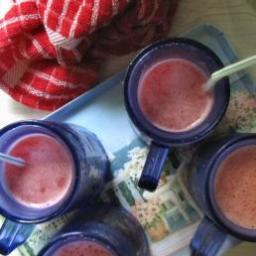 Strawberry Lemonade Smoothies