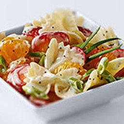 Strawberry Orange Pasta Salad