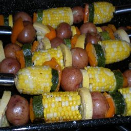 Stuffed Corn on the Cob