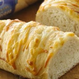 Stuffed Mozzarella Bread