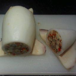 Stuffed Squids (Ojing-O Sundae)