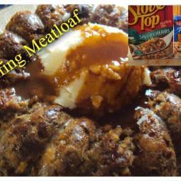 Stuffing Meatloaf
