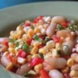Sufferin' Succotash Corn Salad