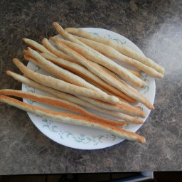 Italian Bread sticks Sugar Free