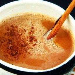 Sugar-free Mexican-Style Hot Chocolate