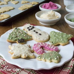 Sugarless Low Calorie Sugar Cookies