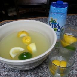 Summer Citrus Detox Cooler