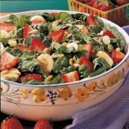 Summer Spinach Salad Recipe