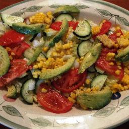 Summertime Salad Recipe