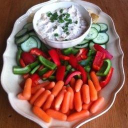 RT's Version of Sun-dried Tomato Dip a la Barefoot Contessa