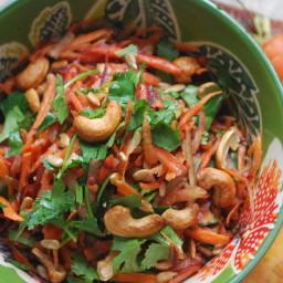 Sunny Carrot Salad