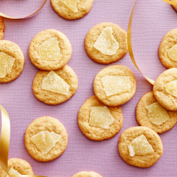 Sunny's Ginger Molasses Cookies