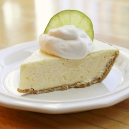 Super Easy Key Lime Pie