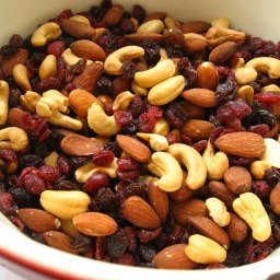 Sweet and Crunchy Trail Mix