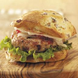 Sweet and Sassy Turkey Burgers