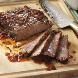 Sweet and Savory Brisket Recipe