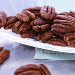 Sweet and Spicy Pecans