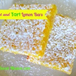 Sweet and Tart Lemon Bars