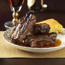 Sweet and Tender Beef Ribs Recipe