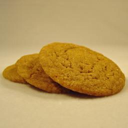 Sweet Ginger Cookies