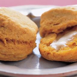 Sweet-Potato Biscuits
