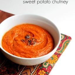 sweet potato chutney