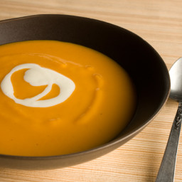 Sweet Potato Soup (Tom Hamilton)