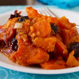 Sweet Potato Tzimmes