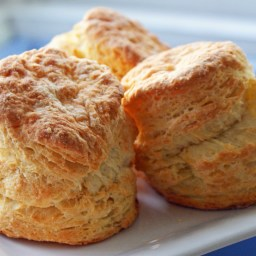 Sweet Tea Biscuits