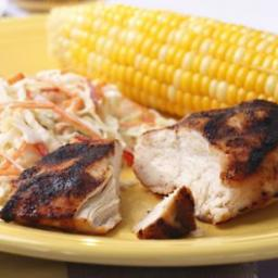 Sweet  and  Savory Grilled Chicken