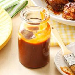 Sweet and Spicy Barbecue Sauce Recipe