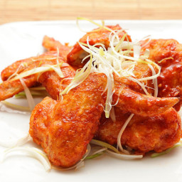 Sweet and Spicy Chili Sauce For Korean Fried Chicken