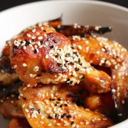 Sweet and Spicy Honey-Sriracha Chicken