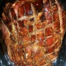 Sweet Bourbon Ham