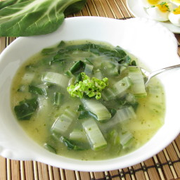 Swiss Chard Soup