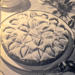 Swiss Feiner Apfelkuchen (Swiss Fine Apple Cake)