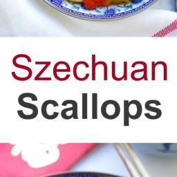 Szechuan Scallops
