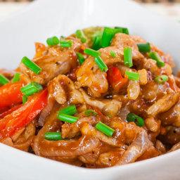 Szechuan Pork