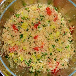 Tabouleh (Burghul and Parsley Salad)