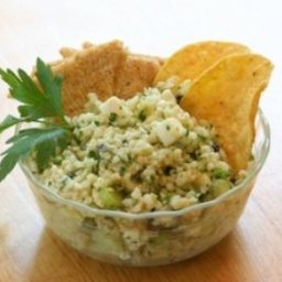 Tabouleh with Feta