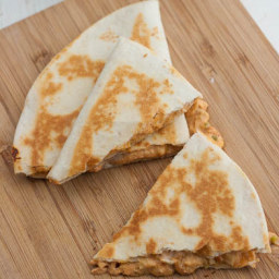 Taco Bell- Chicken Quesadillas